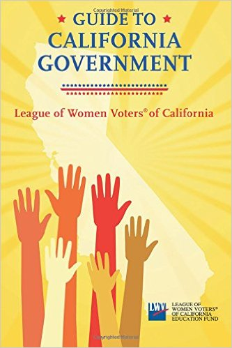 guide to california government book cover
