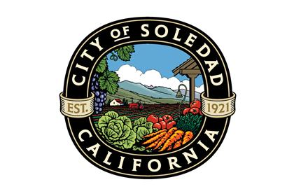city of soledad seal