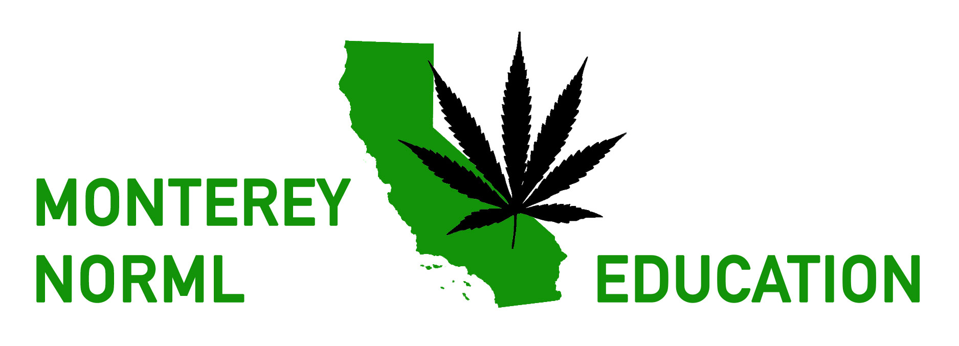Monterey NORML education banner
