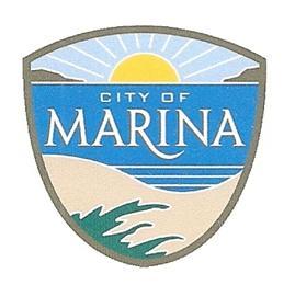 city of marina seal