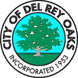 city of del rey oaks seal