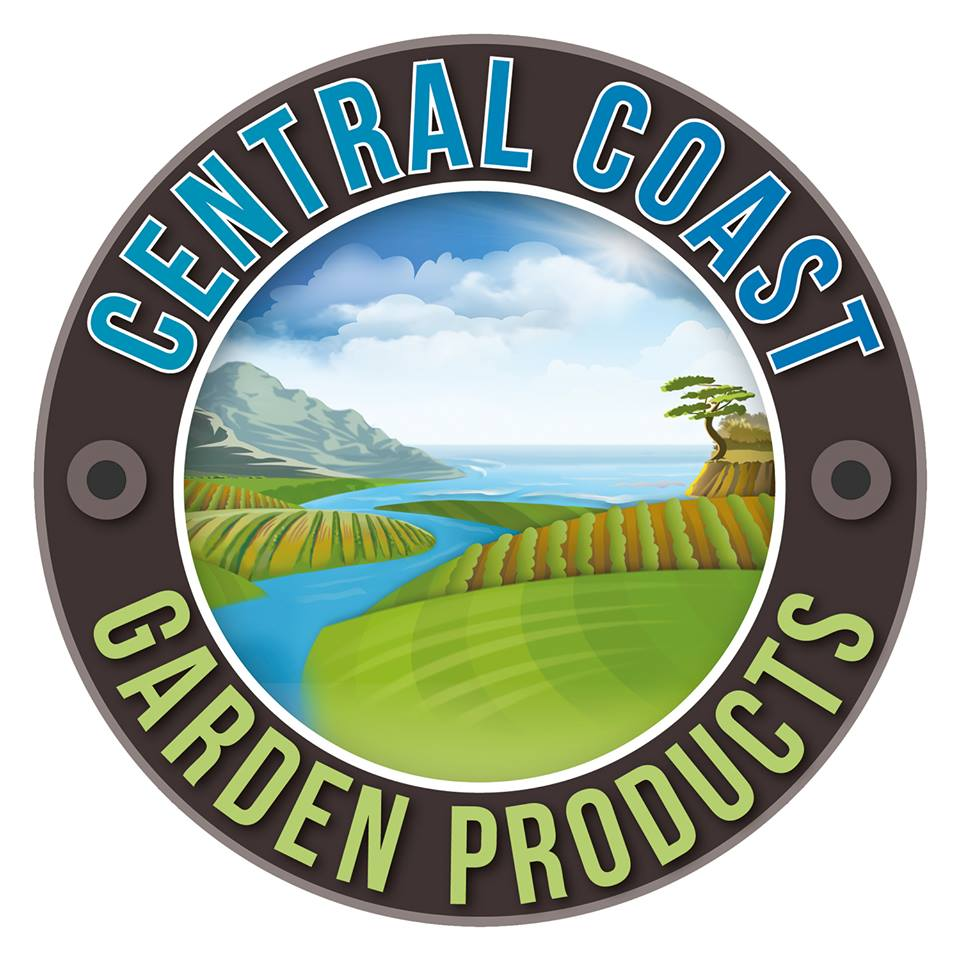 Central Coast Gardening Products logo